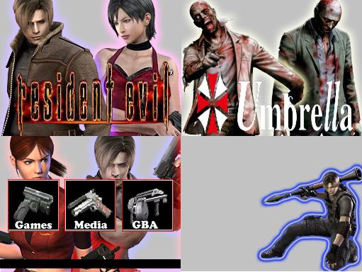 Thumbnail 1 for Resident Evil Skin